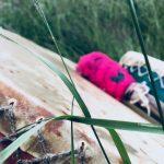 Rummun synty, shamaanirummun valmistus 26.8.-27.8.2018 – Wäärälän Leeni